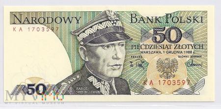 1988.9-50 złotych.aw.P-142b