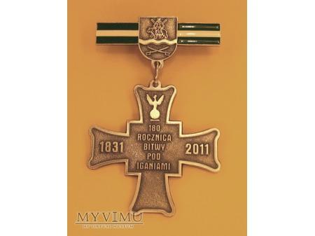 Odznaka - 180 Rocznica Bitwy pod Iganiami.