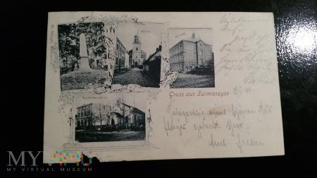 GRÜSS AUS SULMIERZYCE 1904
