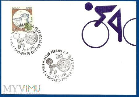Włochy-Specjalna pieczęć.28.5.1992
