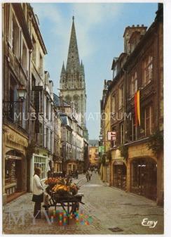 Caen - katedra św. Piotra - lata 80-te