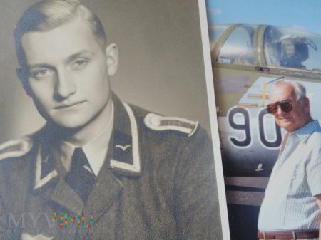 """pilot Luftwaffe """"wczoraj i po latach"""""""