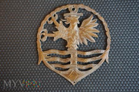 Duże zdjęcie Odznaka Rezerwisty - okrętu szkolnego ORP GRYF ???