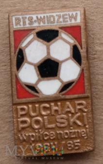 Widzew Łódź 31 - Puchar Polski 85 - złota