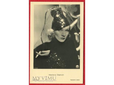 Marlene Dietrich Ballerini Verlag ROSS A 1120/2