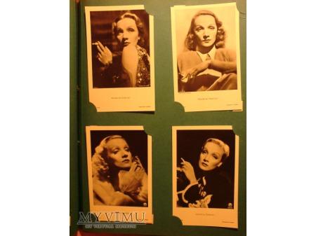 Album Strona Marlene Dietrich Greta Garbo 31