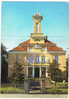 Ratusz - siedziba Urzędu Miejskiego