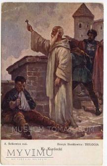 Setkowicz - Monk zakonnik - Obrona Częstochowy