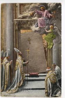 Mastroianni - Papież przekracza próg Świętej Bramy
