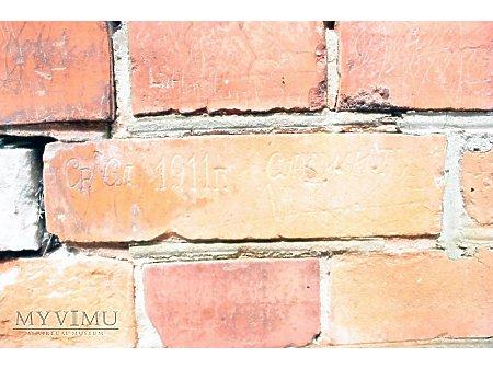 """Duże zdjęcie """"Stara Prochownia"""" - budynek A - inskrypcja #046"""
