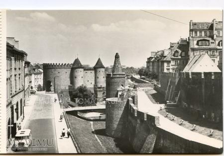 W-wa - Stare Miasto - Barbakan - 1962
