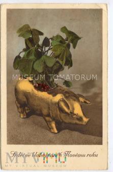 Świnka Noworoczna - 1939