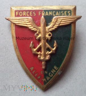 Armia Francuska odznaka