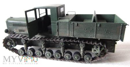 """Artyleryjski ciągnik gąsienicowy """"Komintiern"""""""