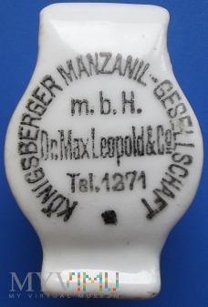 Manzanil - Gesellschaft Konigsberg