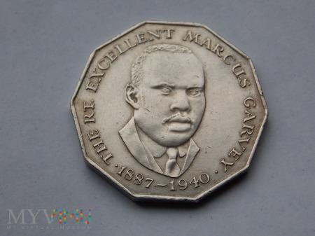 50 CENTÓW 1987 - JAMAIKA