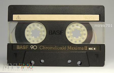 BASF Chromdioxid Maxima II 90 kaseta magnetofonowa