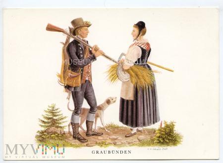 Graubünden - folklor