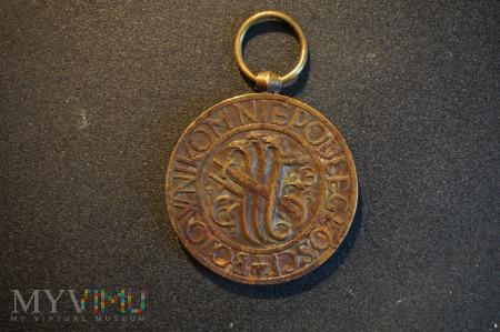Medal Niepodległości - wyk. Gontarczyk