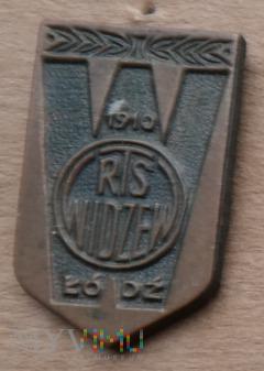 Widzew Łódź 32 - tarcza