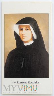 Duże zdjęcie Św. Faustyna Kowalska