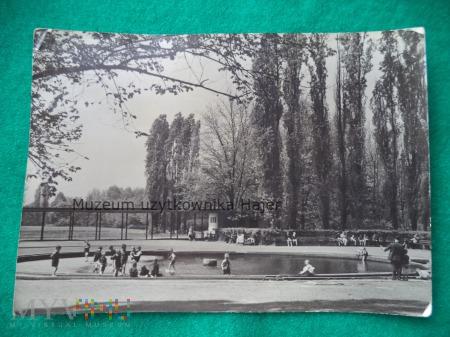 ZABRZE Fragment parku