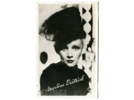 Marlene Dietrich the Scarlet Empress Francja nr 3