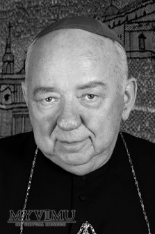 Książka od Biskupa Jana Bernarda Szlagi