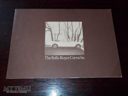 Prospekt ROLLS-ROYCE CORNICHE