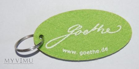 Brelok Goethe