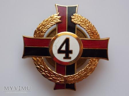 4 BRYGADA SAPERÓW-GORZÓW Wlkp- 1 wersja odznaki