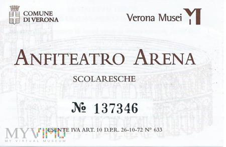 Werona - Amfiteatr