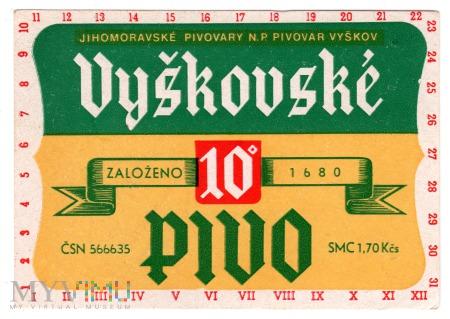 Vyškovské Pivo