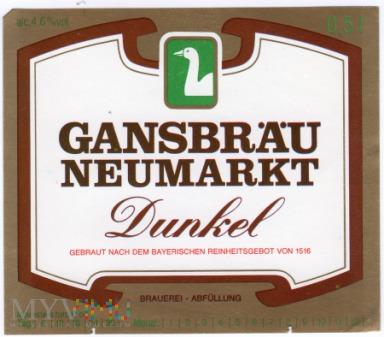 GANSBRÄU NEUMARKT