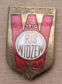 Widzew Łódź 33 - tarcza lakier