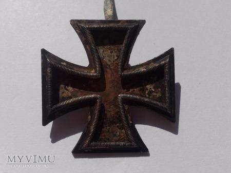Żelazny Krzyż 1 klasy 1939