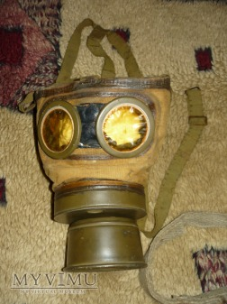 Maska p.gaz wz.24. WWSP.