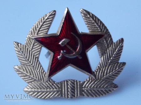 odznaka na czapke
