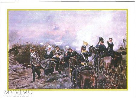 Bitwa pod Ostrołęką - Smierć gen.Kickiego.