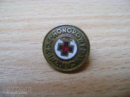odznaka Honorowego Dawcy Krwi