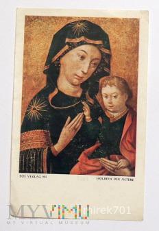 Madonna z dzieciątkiem, Ks. Józef Koszela