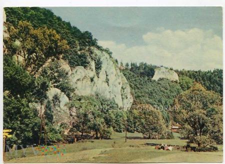 Ojców - Dolina Prądnika - 1965