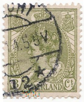 1899 Nederland - Królowa Wilhelmina