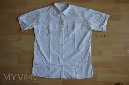 Koszulo-bluza oficerska biała wz. 301/MON