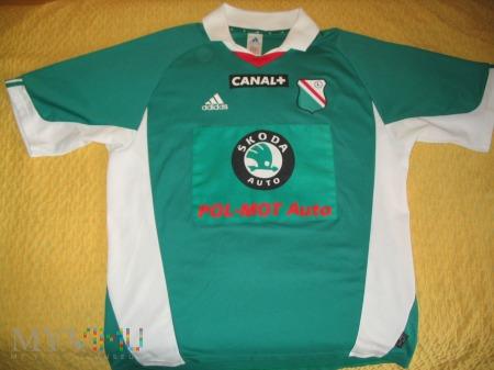 Legia 2001/2002