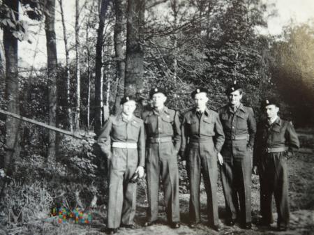 Zdjęcie żołnierzy - na pamiątkę - PSZ