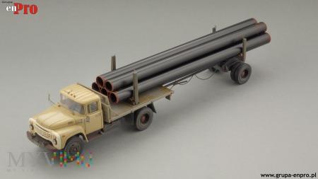 ZIŁ-130-76 (przewóz rur)