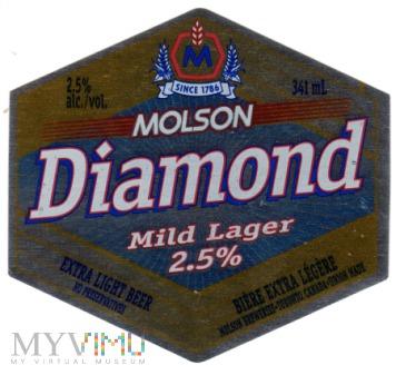 Molson Diamond
