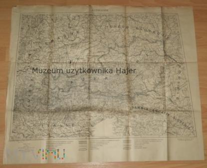 Autriche Austria Traktat Pokojowy 1919 rok