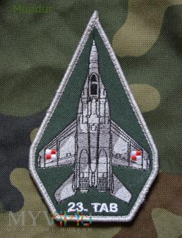 Oznaka samolotu 23.TAB